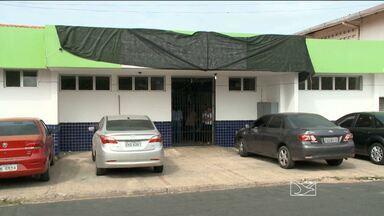 Em São Luís, funcionários do 'Socorrinho' estão há dois dias com o atendimento suspenso - A suspensão foi depois do assassinato de um vigilante na última terça-feira (10).