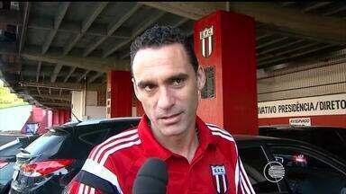 Jogadores do Botafogo-SP estão confiantes com vantagem do empate - Jogadores do Botafogo-SP estão confiantes com vantagem do empate