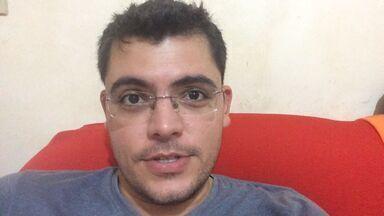 Em Movimento: diário do Zuco nono dia - Confira como foi o nono dia do desafio dos 21 dias do Vitor Zucolotti