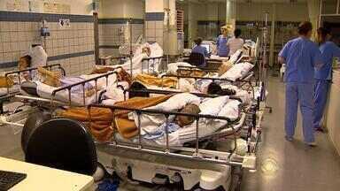 Fechamento de hospital em Canoas tem reflexo na ocupação de emergências em Porto Alegre - Pacientes passam a buscar atendimento na capital.