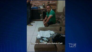 Membros de quadrilha interestadual de roubo a carga são presos no MA - Membros de quadrilha interestadual de roubo a carga são presos no MA