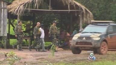 Índios suspeitos de assassinatos são liberados pela Justiça no Amazonas - O Tribunal de Justiça do Amazonas concedeu liberdade aos cinco índios da etnia tenharim, que estavam presos suspeitos do assassinato de três homens na região de Humaitá.
