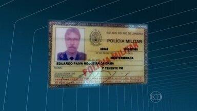 Policial militar é assassinado em Engenho de Dentro, no Rio - O PM de 57 anos foi na padaria e quando saía do carro levou pelo menos cinco tiros. Testemunhas disseram que os criminosos fugiram logo depois dos disparos.