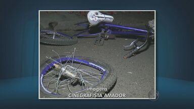 Dois irmãos, de 12 e 14 anos, foram atropelados em Limeira no sábado a noite - O motorista foi preso com sinais de ter consumido bebida alcoólica.