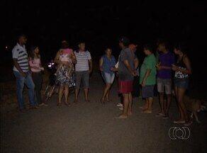 Escuridão causa medo entre os moradores do distrito de Luzimangues - Escuridão causa medo entre os moradores do distrito de Luzimangues