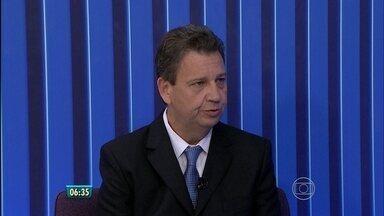 Dirigente do Detran tira dúvidas de donos de 'cinquentinhas' - Charles Ribeiro também fala de outros tipos de habilitação.