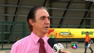 """CDL de Cuiabá promove mutirão """"Limpa-nome"""", na Arena Pantanal - Câmara de Dirigentes Lojistas de Cuiabá promove mutirão """"Limpa-nome"""", na Arena Pantanal, na Capital."""