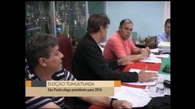Eleição do Conselho Deliberativo do São Paulo é marcada por polêmica - Clube também confirmou Vitor Magalhães como novo presidente do clube às vésperas do Gauchão.