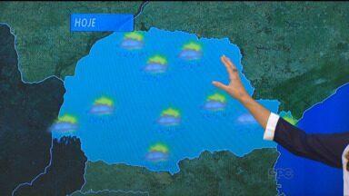 Tempo deve mudar a partir desta sexta-feira em todo o Paraná - A notícia é boa para os que estão sendo prejudicados pelas fortes chuvas no estado.