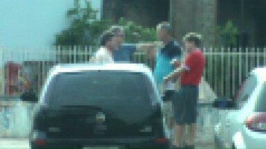 Três homens são presos em Foz acusados de vender terrenos que não eram deles - Os três vão responder pelo crime de estelionato.