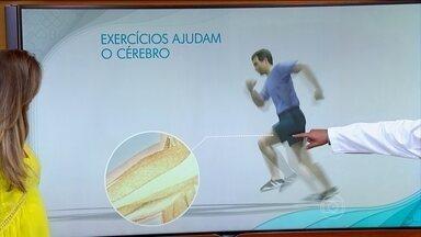Bem Estar mostra que a atividade física melhora a qualidade de vida - Idosos que iniciam atividade física têm aumento na expectativa de vida. Redução do risco de infarto e melhora do sono são outros benefícios.