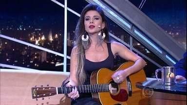 Programa do Jô - Programa de Terça-feira, 01/12/2015, na íntegra - O apresentador recebe famosos e anônimos em entrevistas e musicais nas noites da Globo.