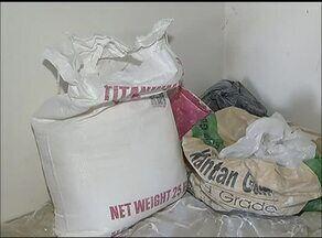 Polícia encontra laboratório clandestino de falsificação de agrotóxicos no sul do TO - Polícia encontra laboratório clandestino de falsificação de agrotóxicos no sul do TO