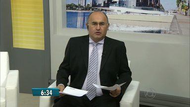 Veja as notícias da política na Paraíba - Arimatéa Souza comenta sobre os impasses para a criação do TCM.