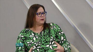 Pesquisadora da Ufes fala como recuperar o Rio Doce - Veja a entrevista com a professora Claudia Câmara do Vale.
