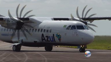 Azul anuncia retomada de voos a partir de março de 2016 em Varginha, MG - Azul anuncia retomada de voos a partir de março de 2016 em Varginha, MG