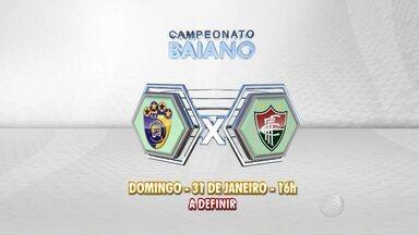 Federação divulga tabela do Baianão 2016 - Confira.