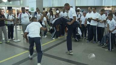 Atletas baianos viajam para 20° edição das Olimpíadas Especiais - Conheça algumas das histórias dos campeões do estado.
