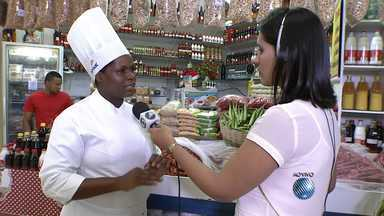 Veja como estão os preços dos ingredientes para o caruru de Santa Bárbara - Dia da santa será comemorado nessa sexta-feira (4).