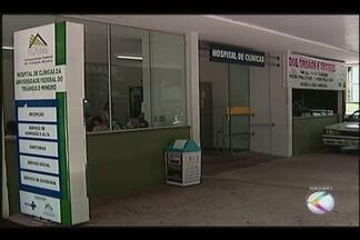 MPF recomenda que HC-UFTM restabeleça serviços que foram suspensos - Ministério Público Federal (MPF) recomendou ao superintendente do HC que restabeleça, no prazo de 48 horas, todos os serviços de saúde suspensos na última segunda-feira (30). AO MGTV, a assessoria do hospital disse que está ciente da recomendação.
