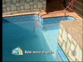 Menino de 1 ano morre afogado em piscina de residência - Caso foi em Dracena. Polícia investiga a morte da criança.
