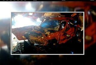 Acidentes de trânsito são registrados no interior do Rio neste fim de semana - Duas pessoas morreram em Nova Friburgo.