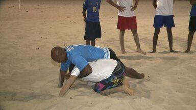 Alagoas recebe Campeonato Brasileiro de Beach Wrestling - Competição será realizada no dia 20 de dezembro na Praia do Francês.