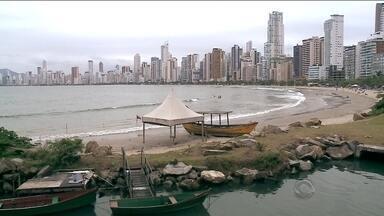 'De Olho no Verão': Como está a qualidade da água do mar no litoral catarinense? - 'De Olho no Verão': Como está a qualidade da água do mar no litoral catarinense?