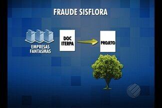 PF apresenta mais dois acusados de fraudar planos de manejo florestal - Gravações obtidas durante investigações também foram divulgadas pela PF.