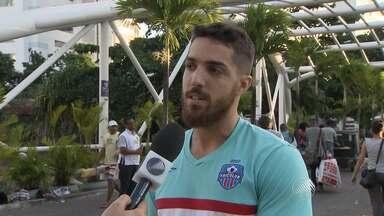 Bahia: Torcedores falam sobre expectativas para 2016; Souza deve ir para o Japão - Confira as notícias do tricolor baiano.