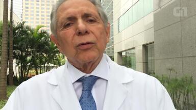 Homem que pretende ter filho deve estar com peso saudável, alerta endocrinologista - Médico Antônio Chacra comenta sobre estudo que obesidade pode afetar espermatozoide e 'transmitir' condição ao filho