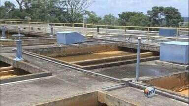 Chuvas arrastam materiais e mudam o tratamento de água em Rio Claro - Por conta da terra, areia e argila, processo em estação usa mais produtos químicos.