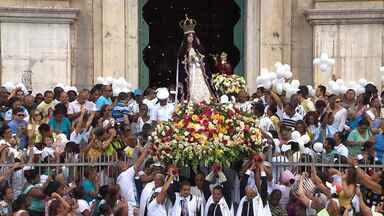 Fé e celebração: Nossa Senhora da Conceição é homenageada em Salvador - A devoção dos baianos à santa é a mais antiga tradição religiosa do Brasil.