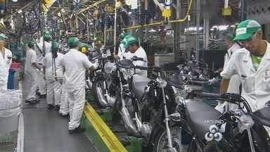 Produção industrial do AM tem queda pelo 5º mês seguido, diz IBGE - De janeiro a outubro deste ano, baixa foi de -15,1%.