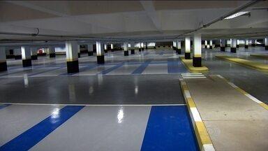 Edifício garagem da Câmara de Vereadores da capital é reaberto - Depois de uma reforma que custou 15 milhões de reais, foi reaberto o edifício garagem da Câmara de Vereadores da capital. A obra levou dois anos pra ficar pronta