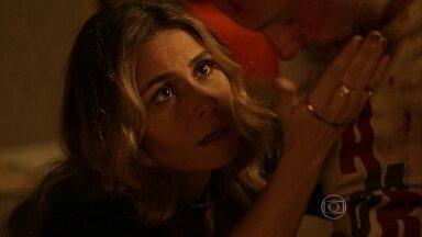 Atena decide ajudar Romero - Golpista fica arrasada depois de declaração do ex-vereador e toma atitude radical