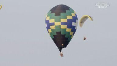 Voo De Paraglider