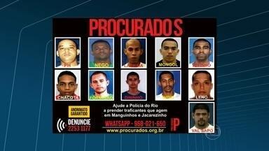 Traficante que participou da morte de PMs no Jacarezinho é encontrado morto. - Outro foi preso. Polícia procura por outros 11 traficantes que atacam policiais no Jacarezinho e em Manguinhos.ONG Rio de Paz fez ato contra a morte de PMs no Rio.