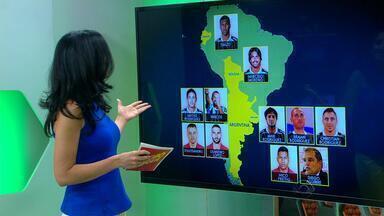Dupla Gre-Nal recebe diversos 'gringos' nos times de 2015 - Assista ao vídeo.
