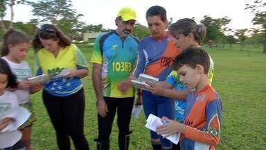 Equipe de Campo Grande conquista medalhas em sul-americano de orientação - Equipe de Campo Grande conquista medalhas em sul-americano de orientação