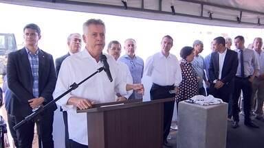Rollemberg fala da importância das ações da Agefis - O governador do GDF foi a Vicente Pires, que teve o projeto urbanístico aprovado pelo Conplan.