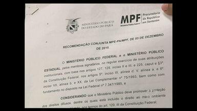 MPF e MPE recomendam plano emergencial contra queimadas - Fumaça de incêndios tem prejudicado a população. Queimadas podem ser resultado de ações criminosas.