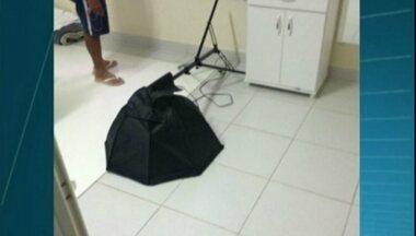 Suspeitos de invadir um estúdio de filmagens são presos em Jerônimo Monteiro, ES - Eles chegaram armados e levaram vários equipamentos.