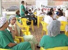 Greve dos servidores da Saúde segue em 12 cidades do Tocantins - Greve dos servidores da Saúde segue em 12 cidades do Tocantins