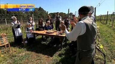 Globo Repórter reconta história de imigração dos italianos no Brasil - Assista ao vídeo.