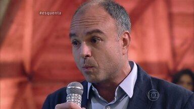 Rodrigo Affonseca comenta o impacto das doenças modernas - Convidada conta história com Síndrome de Burnout
