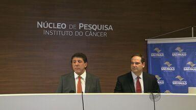 Secretaria Estadual da Saúde começa a recrutar voluntários para testar a fosfoetanolamina - Instituto do Câncer vai coordenar essa fase da pesquisa.