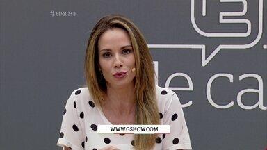 Ana Furtado mostra vídeo de piscina abandonada - Moradora do Rio de Janeiro enviou vídeo denunciando foco de mosquito na vizinhança