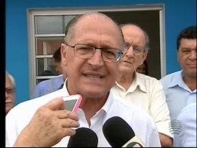 Geraldo Alckmin entrega moradias e delegacia em Santa Mercedes - Governador do Estado de São Paulo fez visita neste domingo (20).