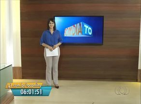 Veja os destaques do Bom Dia Tocantins desta segunda-feira (21) - Veja os destaques do Bom Dia Tocantins desta segunda-feira (21)